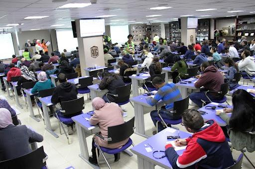 IELTS mock test in Dhaka