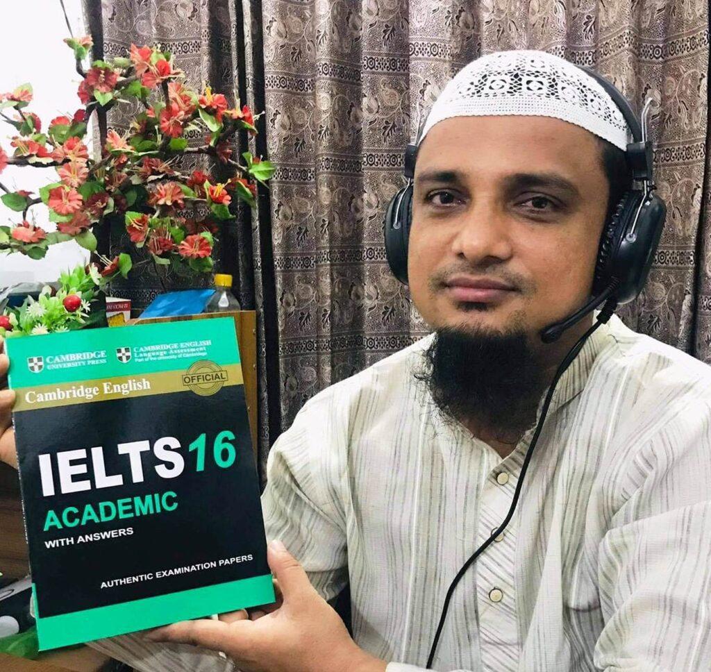Muklasur Rahman IELTS