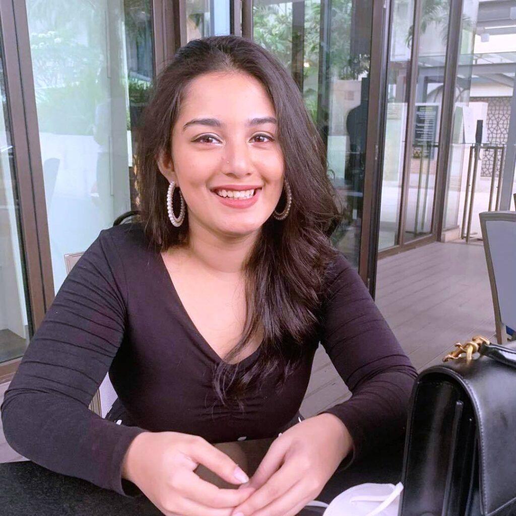 Nazifah Haider ielts