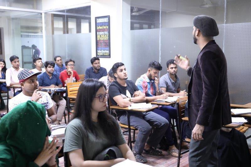 spoken english course in mirpur